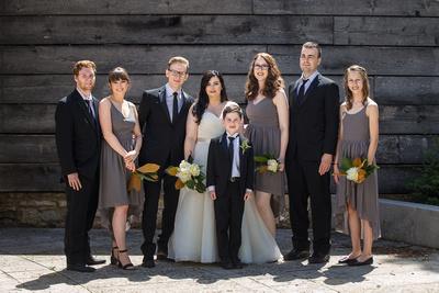 Bride, Groom, first look, Winnipeg wedding,