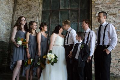 Winnipeg wedding party, Wedding portraits, Bride, Groom, Winnipeg wedding, Aspire Studios